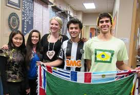 name of high school in usa student exchange in the usa