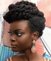 2017 classy bun hairstyles for african american women 50 cute updos for natural hair