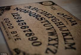 Ouija Coffee Table by Three Americans Hospitalised After Playing Ouija Board Game And
