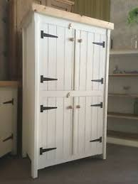 Stand Alone Kitchen Pantry Cabinet by Updating A Pine Wardrobe Pantry Cupboard Kitchen Pantries And