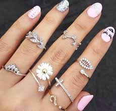 pretty rings pictures images Nails rings tatoos jewelry pinterest ring jewlery and jewel jpg
