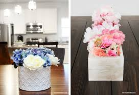 cheap center pieces my two new cheap centerpieces how to nest for less