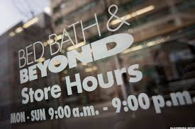 Bed Bath Beyond Store Locator Bed Bath U0026 Beyond Bbby Stock Falls In After Hours Trading As 3q