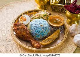 cuisine ramadan nasi kerabu popular ramadan food in malaysia picture search photo