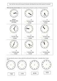 telling the time 5 mins by smiley scribe teaching resources tes