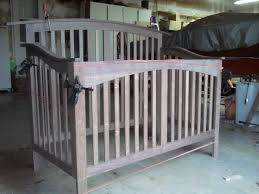 Convertible Crib Plans Convertable Crib Plans Pieced Jpg Nursery Ideas Pinterest