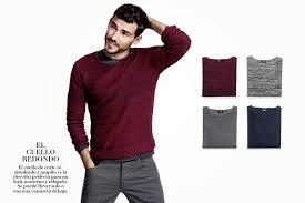 tendencias en ropa para hombre otono invierno 2014 2015 camisa denim propuestas de punto de h m para otoño invierno 2014 2015 mister moda