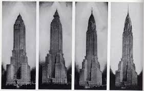 chrysler building floor plans higher and higher 99 invisible