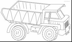 impressive color monster truck coloring page with trucks coloring