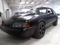 Satin Black Mustang Lets See Some Flat Black Mustangs Car Stuff Pinterest