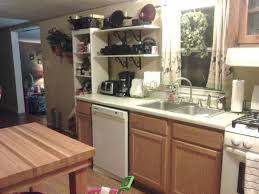 kitchen makeover ideas pictures 6 great mobile home kitchen makeovers mobile home living