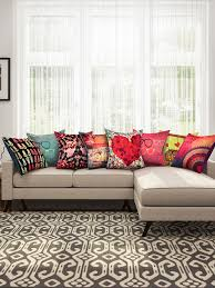 Myntra Home Decor Cushion Covers Buy Cushion Cover Online In India Myntra