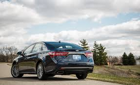 nissan maxima cargo space 2017 toyota avalon in depth model review car and driver