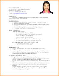 best resume format create best resume format for application resume format pdf