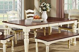 best 25 white dining table set ideas on farmhouse with