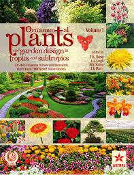 ornamental plants and garden design in tropics and subtropics in 2