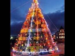 the 10 most famous christmas tree in the world youtube