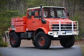 mercedes unimog truck unimog engine that served in the alps is available in