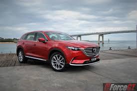 Audi Q5 Vs Mazda Cx 9 - 2017 mazda cx 9 gt awd front quarter forcegt com