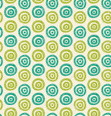 print a wallpaper abstract background seamless green hand drawn circles pattern