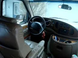 Ford Van Interior Selling 1997 Ford High Top Conversion Van Youtube