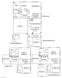 Chrysler Building Floor Plans The Lunti Ashland Park Subdivision New Home Construction In