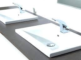 bathroom chrome faucet modern sinkmodern sink cabinet small vanity