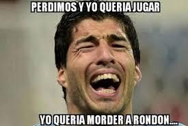 Suarez Memes - los memes que circulan tras el enojo de luis suárez con uruguay