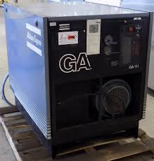 atlas copco ga 111 air compressor 120 psi ebay