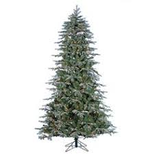 general electric 7 5 pre lit balsam fir tree fill