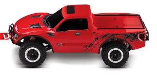 Ford Raptor Truck - traxxas slash ford f 150 svt raptor with oba