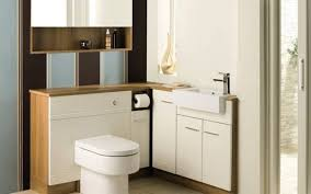 corner bathroom sink cabinet enhance the bathroom décor with