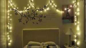 wall christmas lights decorations christmas lights in bed room youtube