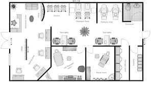 design a beauty salon floor plan station reception waiting area salon ideas pinterest