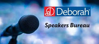 speakers bureau speakers bureau deborah hospital foundation