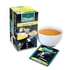 Teh Dilmah dimana beli dilmah green tea with kemasan foil