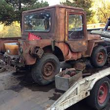 jeep scrambler for sale on craigslist half top ewillys