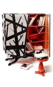 Rek Bookcase Rek Bookcase Love It A Bookshelf That Expands Sideways