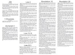 a scriptural analysis of the history of satan part 2 chronology