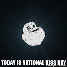 Now Kiss Meme Generator - 50 happy national kissing day wish pictures and photos