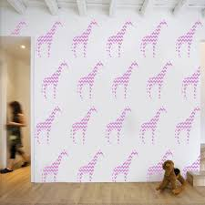 Giraffe Nursery Decor Nursery Decor Stencil Ideal Stencils