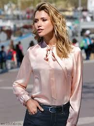 womens silk blouses silk blouses joop l credi emilia lay hahn uta raasch