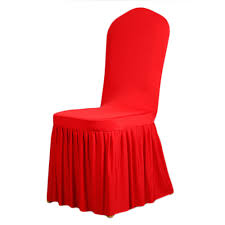 Cover Chair Aliexpress Com Buy 10 Colors Solid Color Spandex Pleated Chair