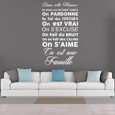 citation chambre charmant sticker citation chambre et stickers muraux citations