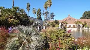 balboa park botanical garden san diego california youtube