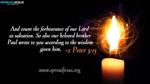 bible quotes hd wallpapers 2 peter 3 15 free download
