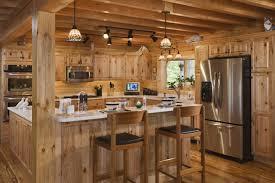 Cool Log Homes by Download Wooden Kitchen Interior Design Stabygutt
