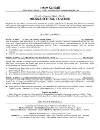 Best Master Teacher Resume Example by Perfect Teacher Resume Unforgettable Teacher Resume Examples To