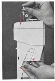 Stuck Light Bulb Elna Removing Stuck Light Bulb Sewing Machines Questions U0026 Answers