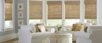 Blind And Shade Trend Of Grass Roman Shades And Woven Textures Roller Roman Shades
